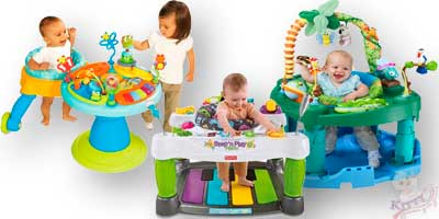 Развивающие центры напрокат для ребенка возрастом от 9-и месяцев