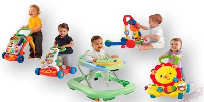 Ходунки и ходилки напрокат для ребенка возрастом от 9-и месяцев