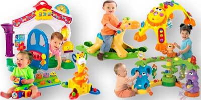 Развивающие игрушки напрокат для детей возрастом от 2-х лет и старше