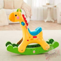 Музыкальная качалка «Жираф» Fisher-Price