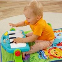 "Развивающий коврик ""Пианино"" Fisher-Price (зеленый)"
