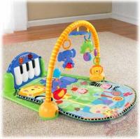 """Развивающий коврик """"Пианино"""" Fisher-Price (голубой)"""