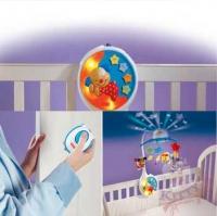 """Мобайл-проектор """"Сладкие сны"""" Fisher-Price"""