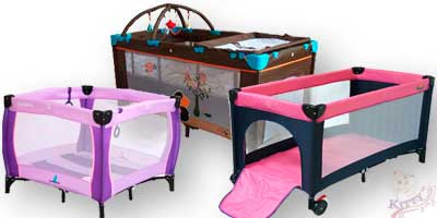 Детские манежи напрокат с рождения ребенка
