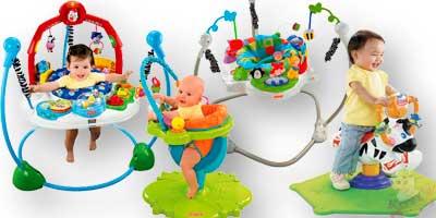 Прыгунки напрокат для ребенка возрастом от 7-и месяцев