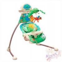 "Детские качели ""Тропический лес"" Fisher-Price"