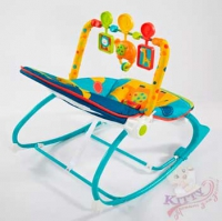 Кресло-качалка «Сафари» Fisher-Price